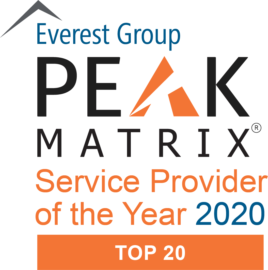 Wipro recognized as the IT Service Provider of the Year in Everest Group PEAK Matrix Service Provider of the Year 2020