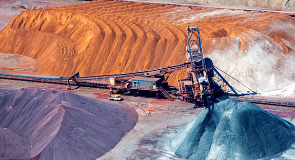 Driving Insight from Data in Mining industry