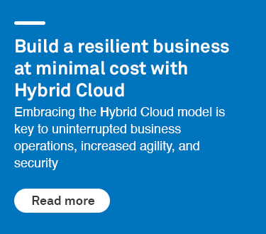 Accelerating growth with the Cloud for Hi-Tech enterprises