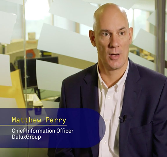 Reimagining Digital transformation with DuluxGroup