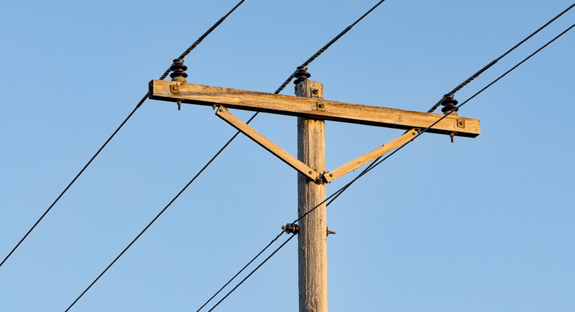 Automated Detection of Internal Decay in Wooden Utility Poles