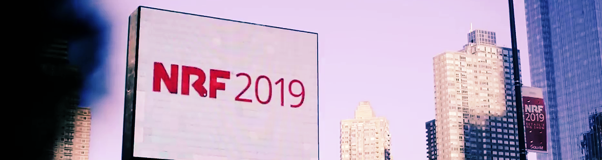 NRF 2019 Inspired by Design, Driven by Technology