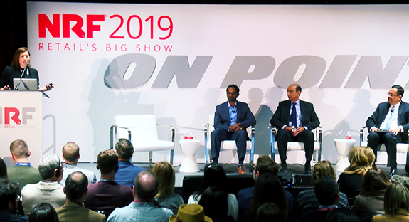 NRF 2019 Inspired by Design, Driven by Technology - Wipro