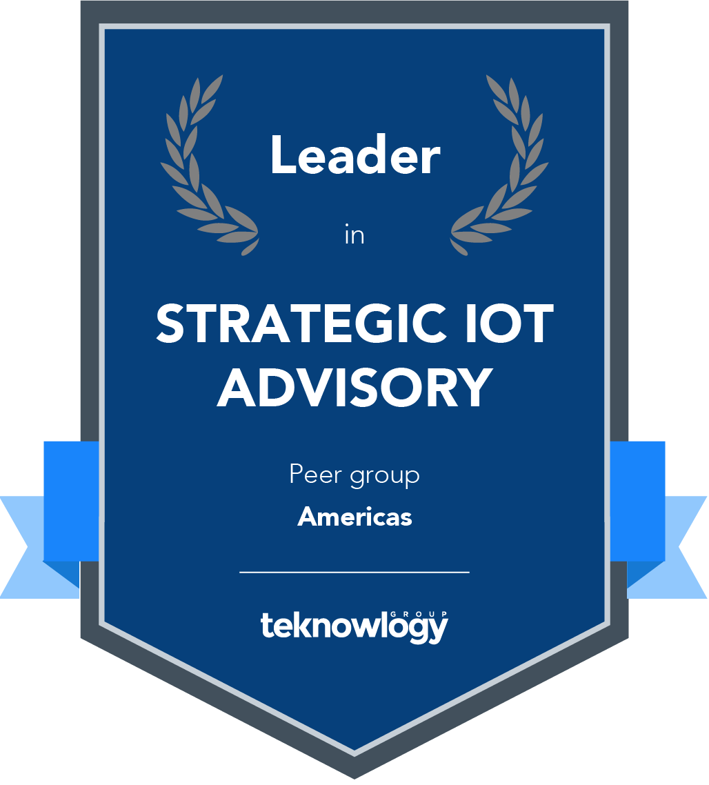Wipro Positioned as a Leader in IoT C&SI survey by teknowlogy | PAC Group